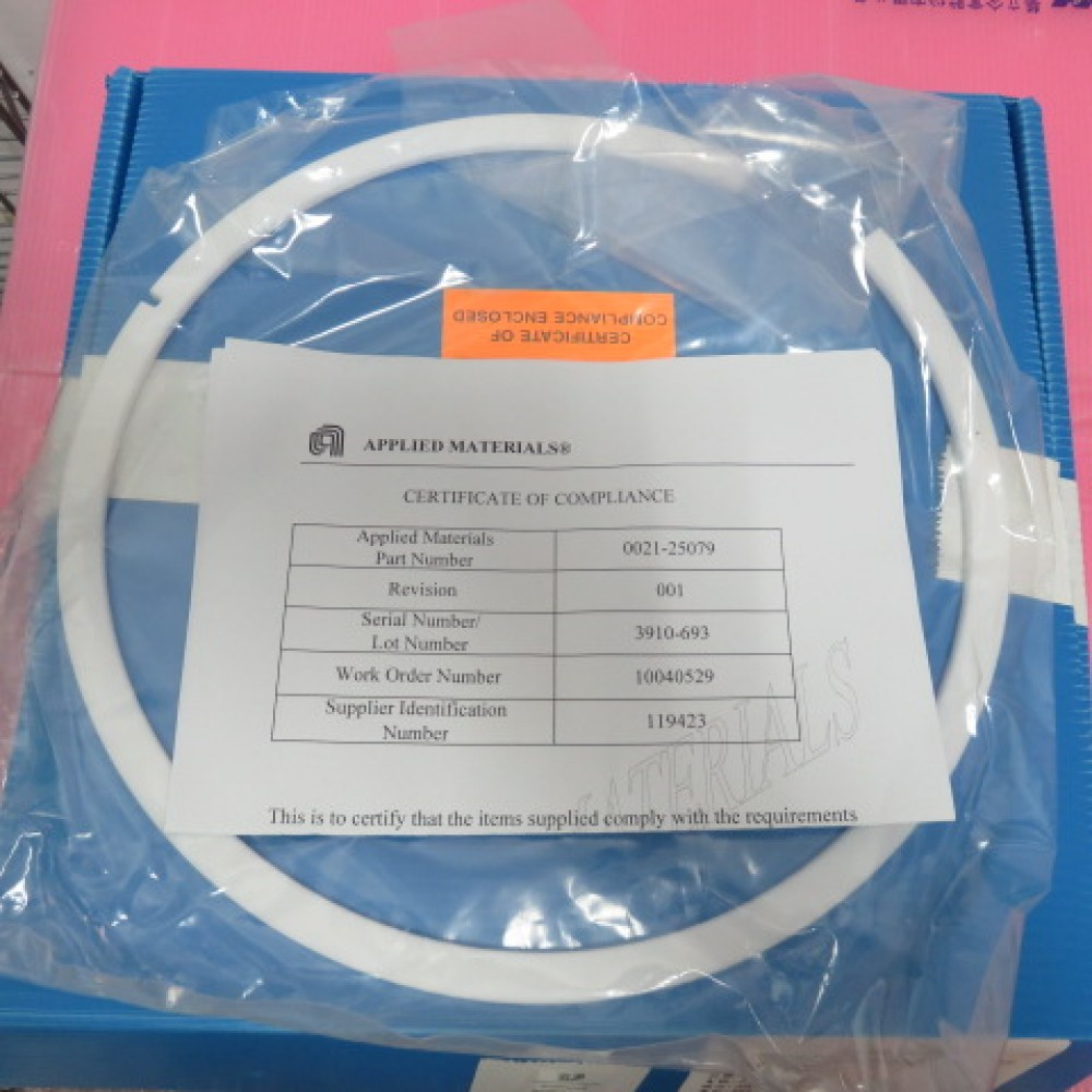 Amat 0021 25079 Ring Centering Teos 200mm Producer