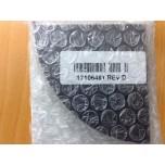 Axcelis 17106481 STRIKE PLATE (2) VG1 GRAPHITE