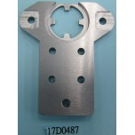 Axcelis 17D0487 CATHODE SUPPORT PLATE