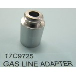 Axcelis 17C9725 GAS LINE ADAPTER