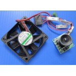 0190-32013-001_WITH SUNON KDE2406PHV2.MS.A.GN Axial Fan