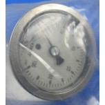 AMAT_3310-00149_PRESSURE GAUGE 63MM 0-100PSI 0.25 MNPT BACK CONN SS