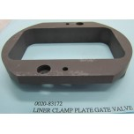 AMAT 0020-83172 LINER CLAMP PLATE GATE VALVE