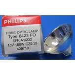 Philips_6423 FO_FIBER OPTICAL LAMP EFR A1-232 15V 150W GZ6.35