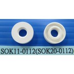 Nissin SOK11-0112 (SOK20-0112) Insulating Ring (2A)