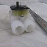 FlowMeter PaddleWheel Acid Resistant, P/N:2009831-00