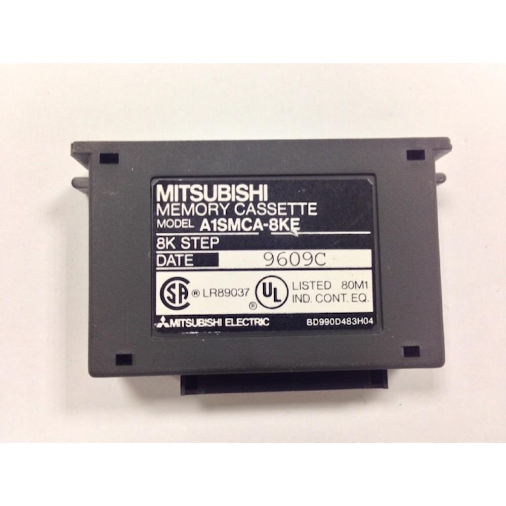 Mitsubishi A1SMCA-8KE PLC 8K EEPROM Memory Cassette